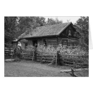 Cottage Life Card