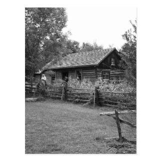Cottage Life Postcard