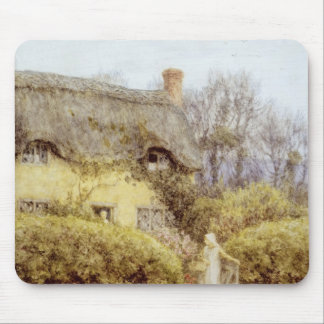 Cottage near Freshwater Mouse Pad