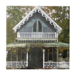 Cottage on Martha's Vineyard Ceramic Tile