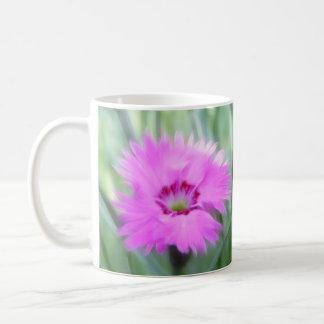 Cottage Pinks - Dianthus Coffee Mug