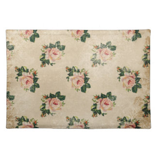 Cottage Rose Placemat
