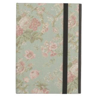 Cottage Rose Vintage Floral iPad Air Cover
