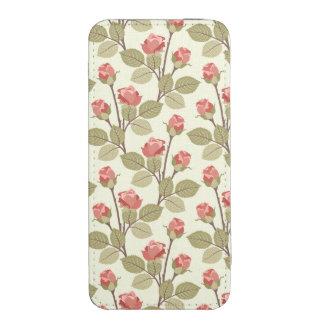 Cottage Rosebuds iPhone SE/5/5s/5c Pouch