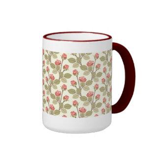 Cottage Rosebuds Mug
