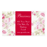Cottage Roses Business Card 2