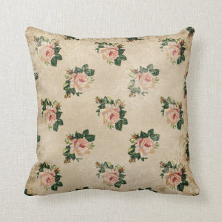 Cottage Roses Pillow