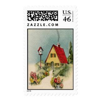 Cottage Stamp