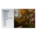 Cottage - Westfield, NJ - A home like any other Business Card Templates