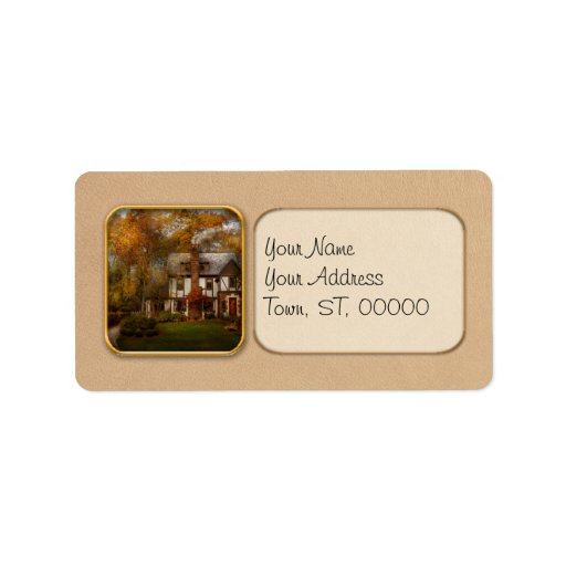 Cottage - Westfield, NJ - A home like any other Label