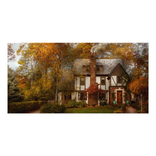 Cottage - Westfield, NJ - A home like any other Photo Greeting Card