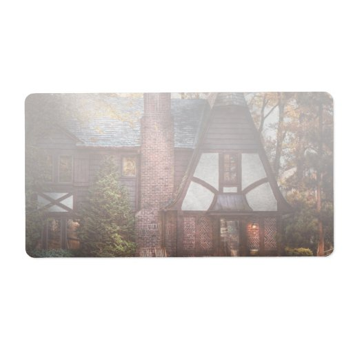 Cottage - Westfield, NJ - A place to retire Shipping Label
