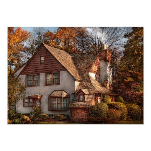 Cottage - Westfield, NJ - Family Cottage Card