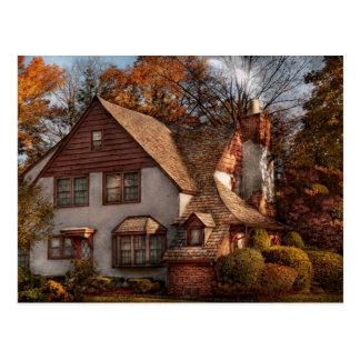 Cottage - Westfield, NJ - Family Cottage Post Card