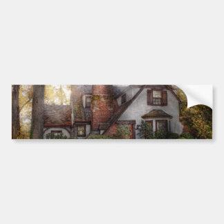 Cottage - Westfield, NJ - Grandma Ridinghoods hous Car Bumper Sticker