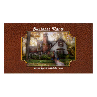 Cottage - Westfield, NJ - Grandma Ridinghoods hous Double-Sided Standard Business Cards (Pack Of 100)