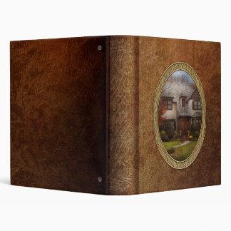 Cottage - Westfield, NJ - The country life Vinyl Binders