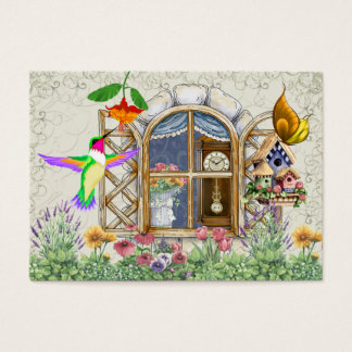 Cottage Window Gift Card - SRF