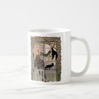 Cottage Witch Coffee Mug
