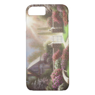 COTTAGE with a GARDEN iPhone 7 case  Barely There