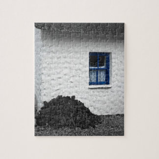 Cottage with Turf Jigsaw Puzzle