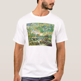 Cottages and Cypresses Reminiscence of the North T-Shirt