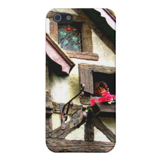 Cottages Case For iPhone SE/5/5s