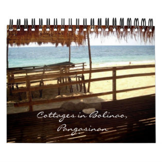 Cottages in Bolinao, Pangasinan Calendar