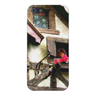 Cottages iPhone SE/5/5s Cover