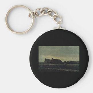 Cottages Keychain
