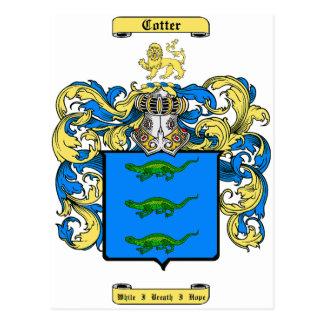 Cotter Postcard