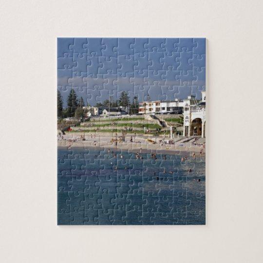 Cottesloe Beach in Perth, Western Australia Jigsaw Puzzle
