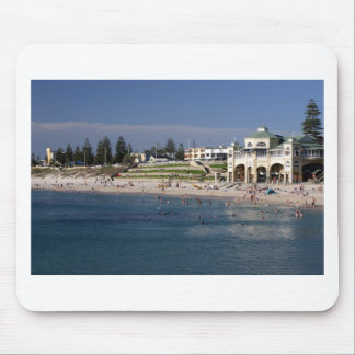 Cottesloe Beach in Perth, Western Australia Mouse Pad