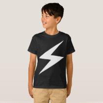 Cotton 100%/inazuma T shirt /cotton100% /lightning