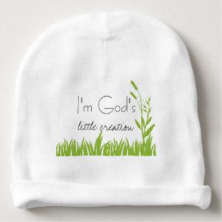 Cotton Baby God's Little Creation Custom Beanie