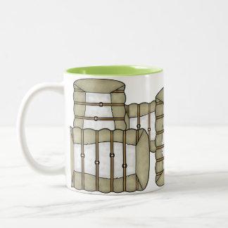 Cotton Bail Coffee Mug