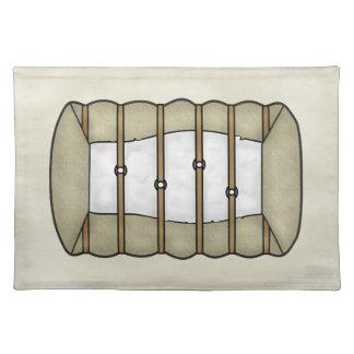 Cotton Bail Placemats