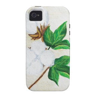 Cotton Boll iphone case Case-Mate iPhone 4 Cases