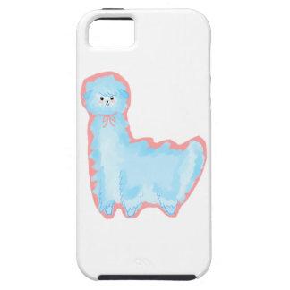 Cotton Candy Alpaca iPhone 5 Case