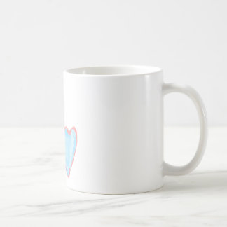 Cotton Candy Alpaca Coffee Mug