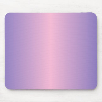 Cotton Candy and Ube Gradient Mouse Pad