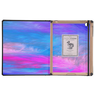 Cotton Candy Cover For iPad