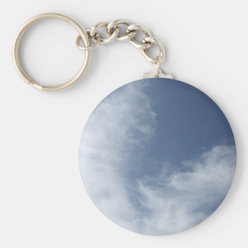 Cotton Candy Clouds! Key Chains