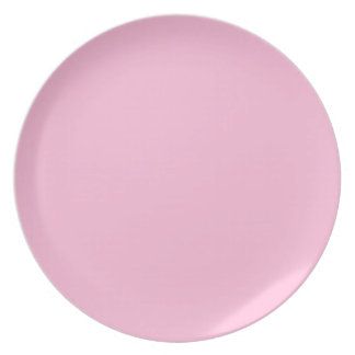 Cotton Candy Dinner Plate