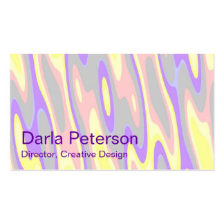 Cotton Candy Double-Sided Standard Business Cards (Pack Of 100)
