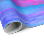 Cotton Candy Gift Wrapping Paper