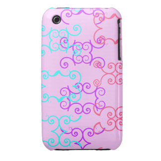 Cotton Candy iPhone 3 Cases