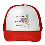 Cotton Candy Junkie Trucker Hat