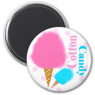 Cotton Candy Magnet Magnet