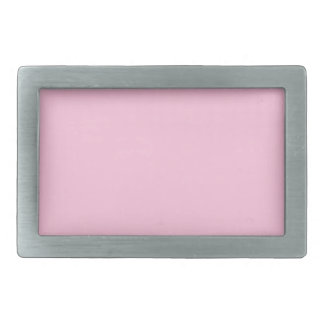 Cotton Candy Pink Belt Buckles